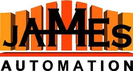 James Automation Retina Logo