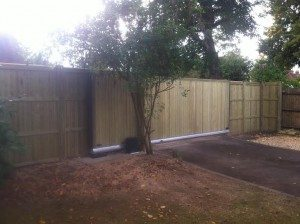 James Automation - Cantilever Sliding Gate Maidenhead - 1